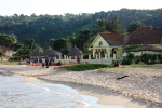unser Guesthouse in Bukoba